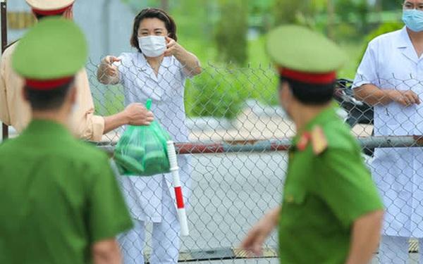 KHẨN: Tìm người đến Bệnh viện Bệnh Nhiệt đới Trung ương cơ sở 2 từ 14-4 đến nay
