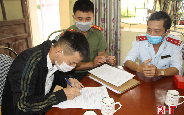 """Đăng tin sai sự thật """"Chủ tịch Trịnh Văn Quyết bị bắt vì tội lừa đảo"""", Tiktoker bị phạt 7,5 triệu đồng"""