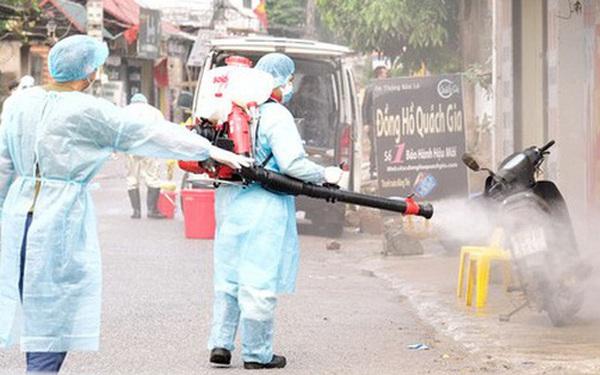 Bệnh viện Quân y 105 cách ly toàn bệnh viện