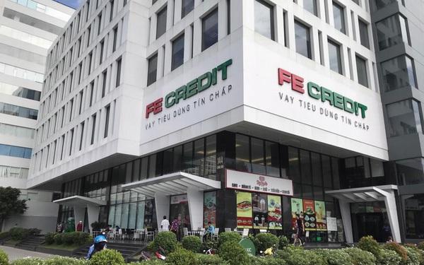 FE Credit đem về 800 tỷ đồng lợi nhuận cho VPBank quý đầu năm, giảm 13% so với cùng kỳ