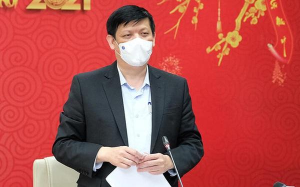 Bộ trưởng Bộ Y tế Nguyễn Thanh Long: Chúng ta đang trong tình trạng báo động rất cao!