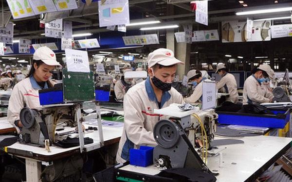 PMI tháng 5 giảm xuống 53,1 điểm, tốc độ tăng sản lượng thấp nhất trong 3 tháng