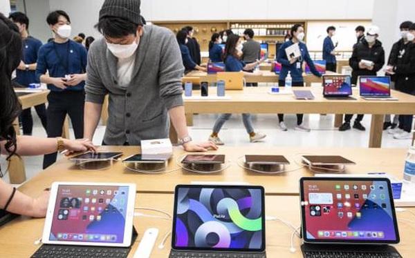 Vốn hoá của Apple có thể cán mốc 3 nghìn tỷ USD trong năm 2022
