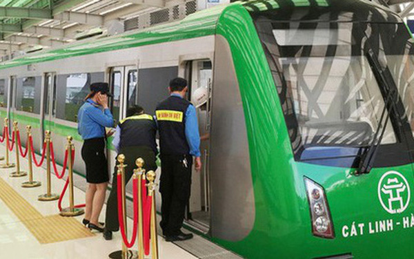 Khai thác thương mại đường sắt Cát Linh - Hà Đông vào quý III/2021