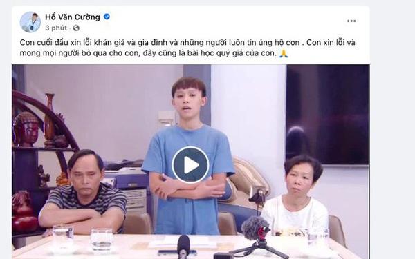 CLIP NÓNG: Hồ Văn Cường tố fan cấu kết với IT để lộ thông tin, khẳng định bị dụ dỗ và đính chính tin đồn về Phi Nhung