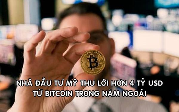 Nhà đầu tư tại 'gần như mọi quốc gia' thu lời lớn từ Bitcoin vào năm ngoái
