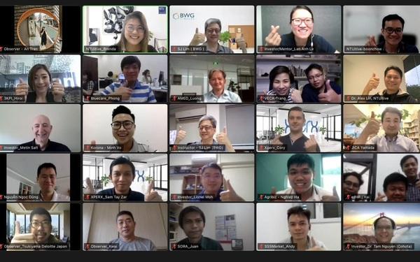 Top 5 startup huy động vốn ảo thành công nhất tại cuộc thi khởi nghiệp NINJA Accelerator TP.HCM