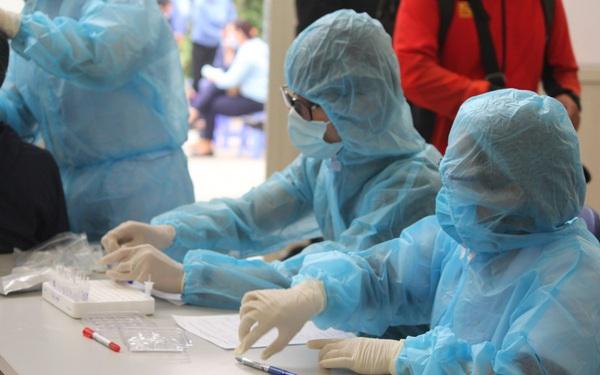 Hà Nội tiếp tục ghi nhận thêm 4 ca dương tính SARS-CoV-2 tại Đông Anh
