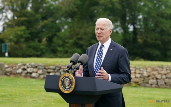 Tổng thống Biden: Mỹ sẽ là kho vaccine trong cuộc chiến chống Covid-19