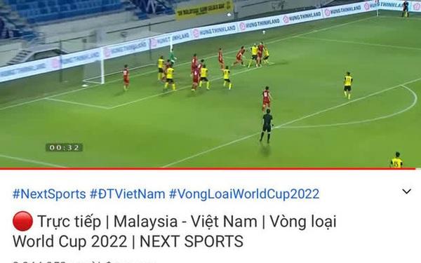 """Cho Rap Việt """"hít khói"""", trận đấu Việt Nam - Malaysia chính thức lập kỷ lục Đông Nam Á với hơn 2,3 triệu người xem"""