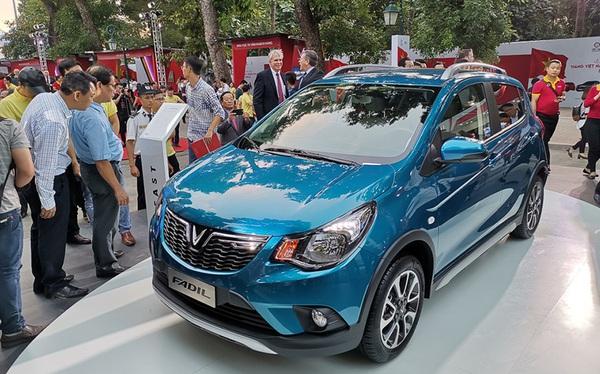 Vượt mặt Toyota Vios và Hyundai Accent, VinFast Fadil trở thành dòng xe có doanh số cao nhất thị trường ô tô tháng 5