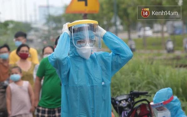 TP.HCM thông báo tìm người đến gian hàng rau, thịt, cá ở quận Tân Phú vì liên quan đến Covid-19