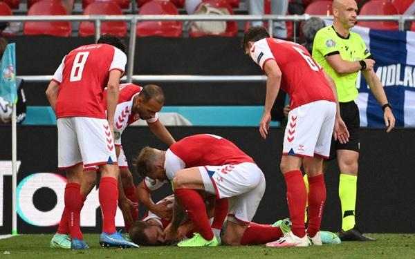 Nóng: Huyền thoại Đan Mạch tố UEFA dọa xử thua 0-3 nếu không kết thúc trận đấu sau khi Eriksen gục ngã