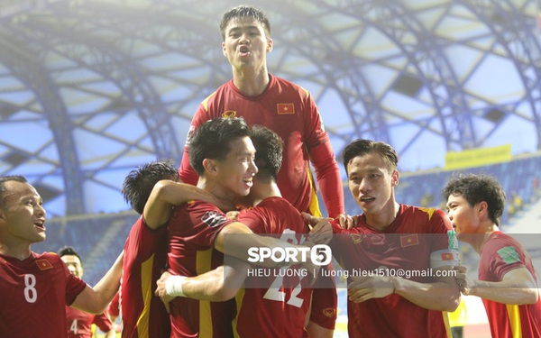 Báo UAE: Tuyển Việt Nam không nằm ở nhóm 1, nhóm 2 châu Á nhưng mạnh hơn Thái Lan