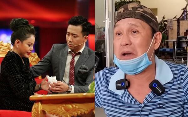 """Phỏng vấn """"nóng"""" NS Duy Phương: Thắng kiện show Trấn Thành làm MC, được bồi thường 400 triệu, nói điều gây sốc về vợ cũ Lê Giang"""