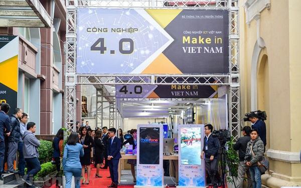 """Sắp phát động Giải thưởng """"Sản phẩm Công nghệ số Make in Viet Nam"""" năm 2021"""
