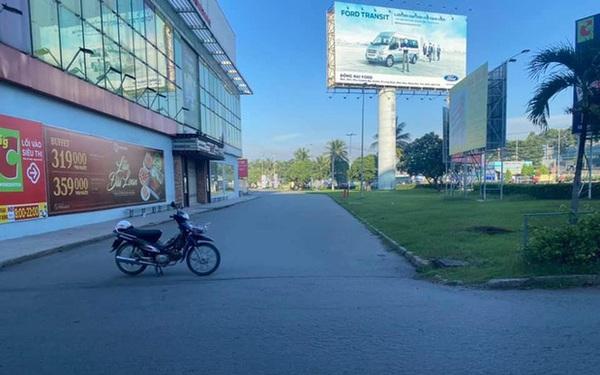 Đồng Nai vừa phong tỏa và cách ly khu vực siêu thị Big C ở TP Biên Hòa