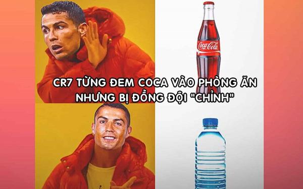 Coca Cola chính thức lên tiếng về vụ bị Ronaldo 'ghét': 'Ai cũng có quyền thưởng thức đồ uống theo sở thích và nhu cầu'