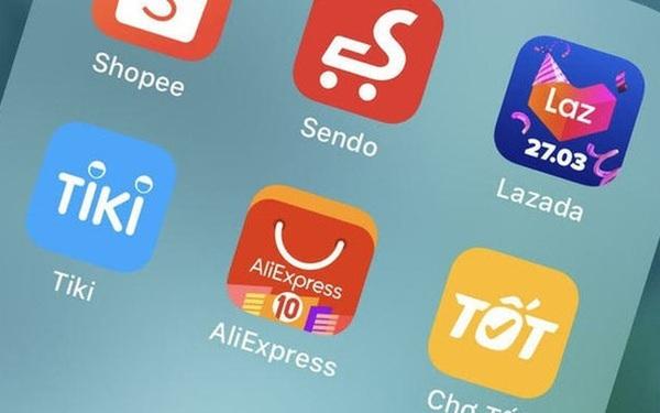 Trước quy định khấu trừ thuế trên doanh thu với người bán online từ 1/8, Hiệp hội TMĐT Việt Nam nêu ý kiến: Các sàn đang rất bối rối!