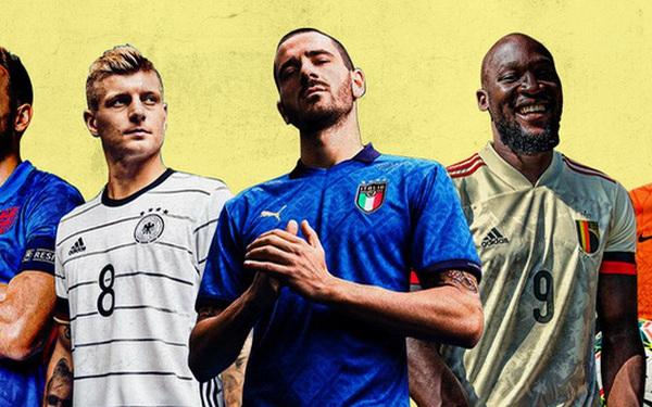 """Cuộc chiến của những thương hiệu """"kỳ phùng địch thủ"""" tại EURO 2020"""