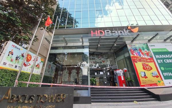 TP.HCM: Phong tỏa tạm thời một tòa nhà trên đường Nguyễn Đình Chiểu, quận 1