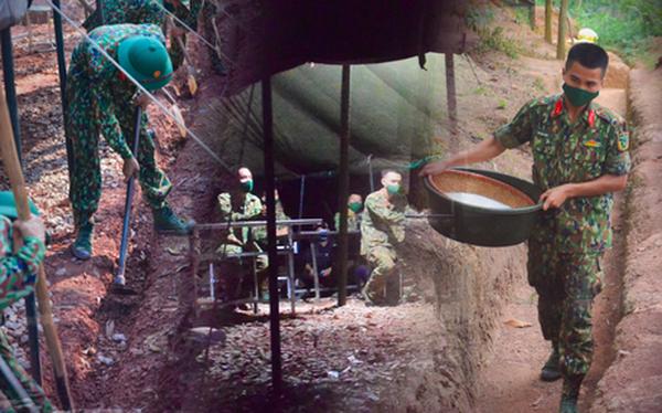 """Cuộc hành quân """"thần tốc"""" trong đêm của chiến sĩ Bắc Giang để nhường doanh trại cho người dân cách ly"""