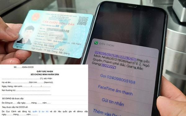 Nóng: Quy định mới không bắt buộc người dân xuất trình giấy xác nhận Chứng minh thư, Căn cước công dân từ 1/7
