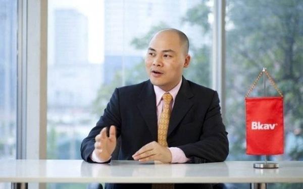 Bkav của ông Nguyễn Tử Quảng lần đầu tiên phát hành trái phiếu, huy động 170 tỷ đồng cho Bkav Pro