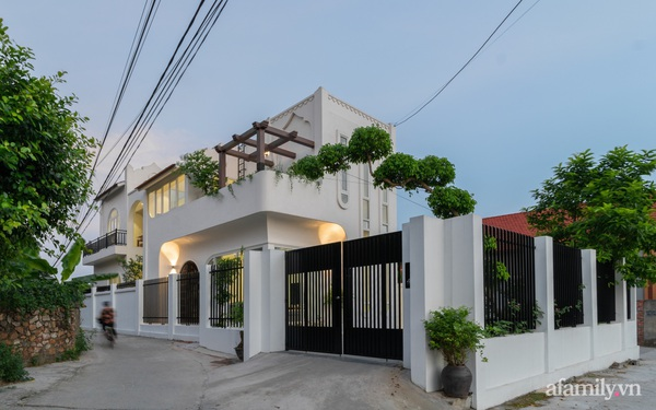 Con gái cải tạo nhà cấp 4 cũ kỹ thành nhà vườn với không gian vô cùng bình yên tặng ba mẹ ở Quảng Ninh