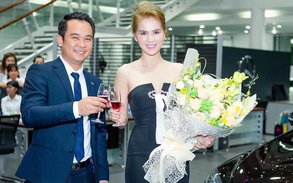 """Mr. Xuân Hoàn - """"cao thủ"""" sales Mẹc khét tiếng, phá vỡ 5 kỷ lục tại hãng xe sang, đứng sau loạt xế hộp đắt đỏ bậc nhất của Ngọc Trinh, nữ đại gia sở hữu nhà 200 tỷ: Là ai?"""