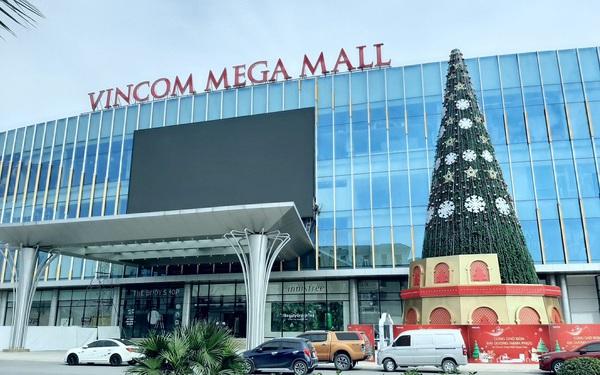 Chiến lược trọng tâm của Vincom Retail: Tập trung vào mô hình quy mô lớn, mở nhiều Mega Mall trong 5 năm tới