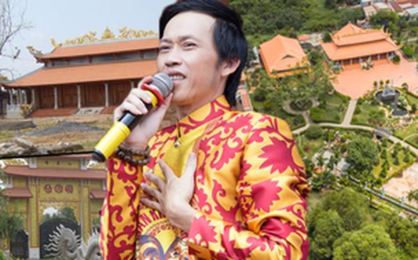 Nhà thờ Tổ 100 tỷ của NS Hoài Linh từng bị con chủ đất tố giác, nộp phạt vì thiếu giấy phép, giờ liệu đã đủ điều kiện xây hợp pháp chưa?