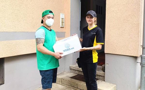 Sàn TMĐT Vỏ Sò của Viettel Post mở rộng hoạt động xuyên biên giới, chở vải thiều Việt Nam đến tận nhà người tiêu dùng châu Âu