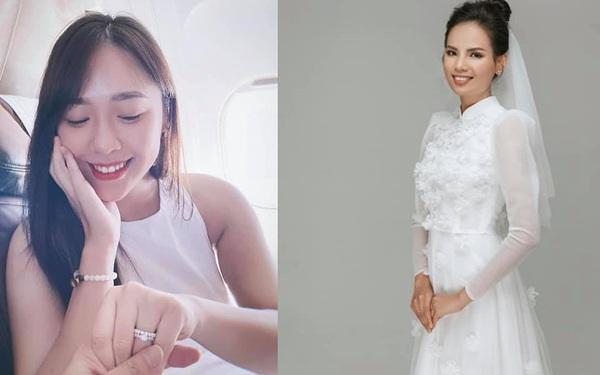 """Không cần là Hoa hậu, chỉ cần """"em ngã vào anh"""" là đủ: Bên cạnh nàng thơ VTV24, còn 2 người đẹp trí thức khác làm xiêu lòng đại gia Việt"""