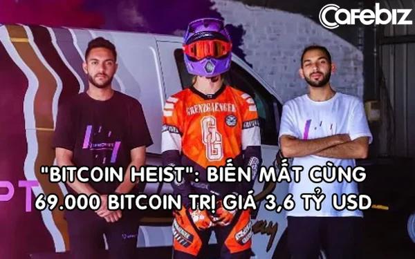Hai anh em trai là chủ sàn tiền số biến mất cùng 69.000 Bitcoin trị giá 3,6 tỷ USD