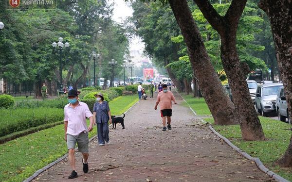 Từ 0h ngày 26/6, Hà Nội cho phép mở lại sân golf, các hoạt động thể dục, thể thao ngoài trời
