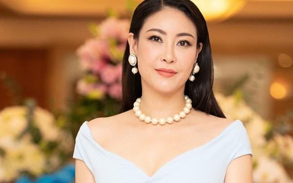 Hoa hậu Hà Kiều Anh đáp trả 1 tràng khi bị netizen thắc mắc về drama tự nhận là công chúa đời thứ 7 triều Nguyễn