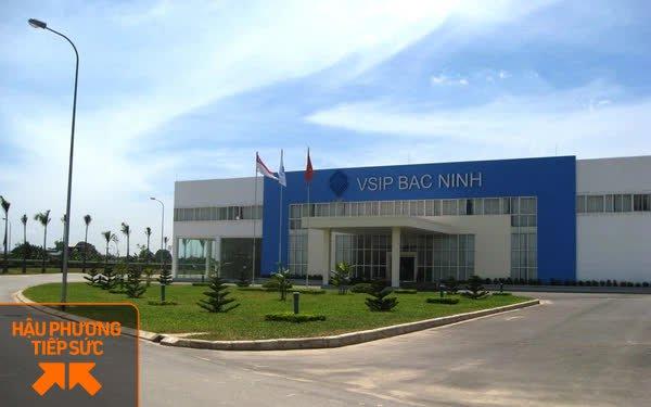 Một công ty ở Bắc Ninh miễn phí 3 bữa ăn, lo chỗ ở và hỗ trợ 100.000 đồng/ngày cho công nhân viên làm việc tại nhà máy trong mùa dịch