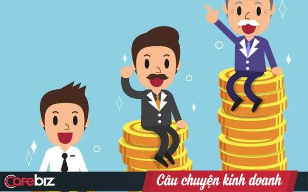 Cách nhanh nhất để tăng lương: Công ty dù tốt đến đâu thì cứ ít nhất 4-5 năm, bạn cũng nên chuyển việc một lần