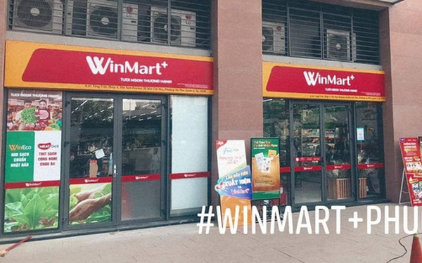 Cuối cùng thì: VinMart đã chính thức thay biển hiệu thành Winmart sau hơn 1 năm về tay Masan