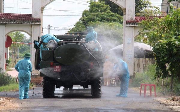 NÓNG: Giãn cách xã hội thành phố Hà Tĩnh từ 12 giờ hôm nay