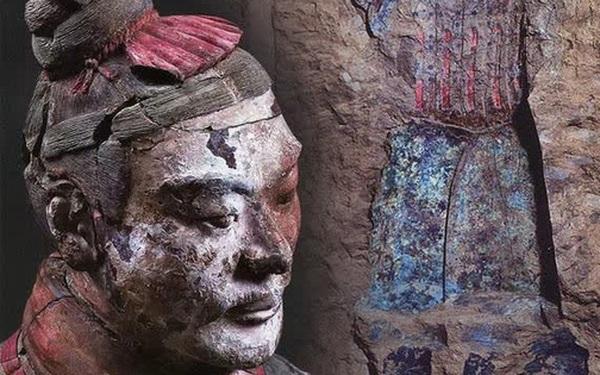 """Gương mặt bí ẩn giữa 7000 chiến binh đất nung: Chỉ xuất hiện trong 5 phút và """"biến mất"""" ngay sau khi khai quật"""