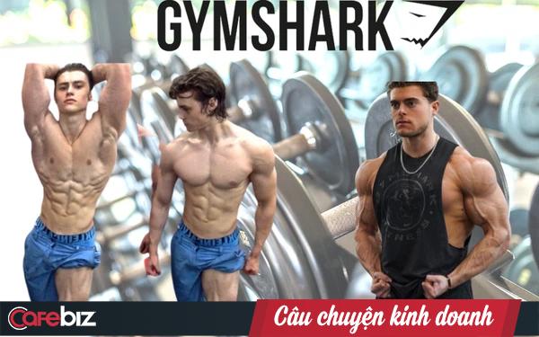 """Chiến lược marketing """"điên rồ"""" của Gymshark: Khuyến khích thanh thiếu niên sử dụng Steroid để giảm 10 năm tập luyện"""