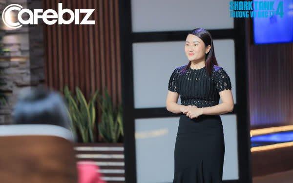 Shark Linh 'trở lại và lợi hại hơn xưa': Gặp startup đúng 'khẩu vị' liền chốt deal nhanh gọn lẹ cùng shark Hưng