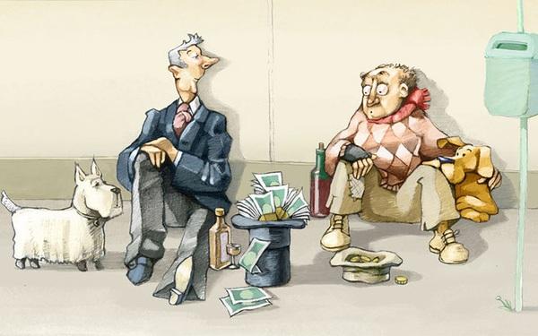 Vì sao người càng tiết kiệm, tích luỹ được nhiều tiền thì càng dễ giàu?