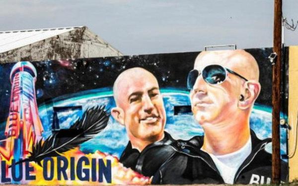 """Chuyến bay của Jeff Bezos - Cú hích giúp du lịch Texas """"cất cánh""""?"""