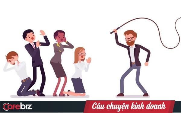 5 đặc điểm xây dựng nên hình ảnh của một nhà lãnh đạo tồi, sếp bạn có sở hữu điểm nào không?