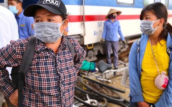 Gia đình 4 người đạp xe từ Đồng Nai đã về đến Nghệ An, được đưa đi cách ly tập trung