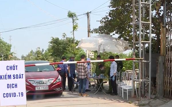 Hải Phòng: Cách ly y tế tập trung 14 ngày đối với người về/đi qua Hà Nội