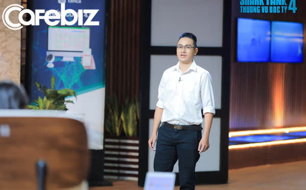 Founder startup chấm công Tanca phản biện lời chê 'kẻ đào mỏ' từ Shark Bình: Lần đầu chính thức đi gọi vốn nên chưa có nhiều kinh nghiệm